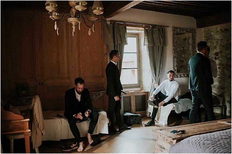 mariage au chateau des girards madame a photographie