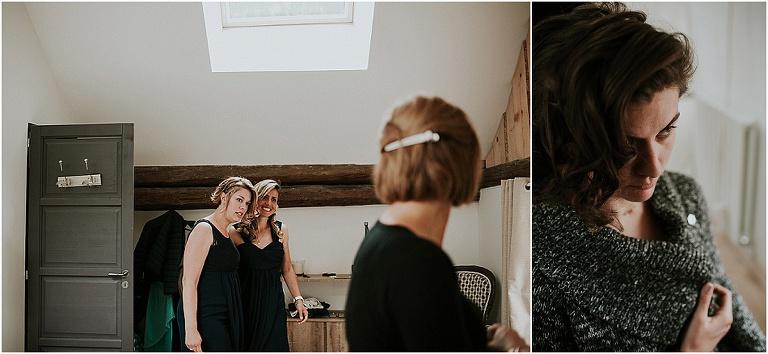 photos mariage grenoble, les préparatifs