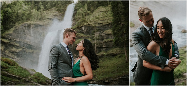 destination wedding photography in the french alps