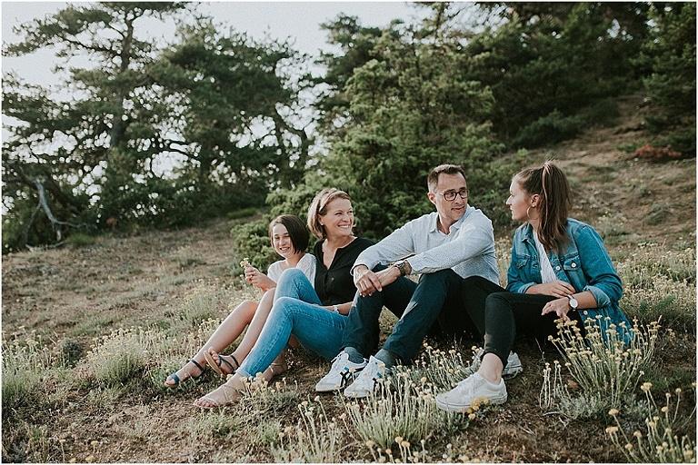 Séance photo de famille à Montélimar