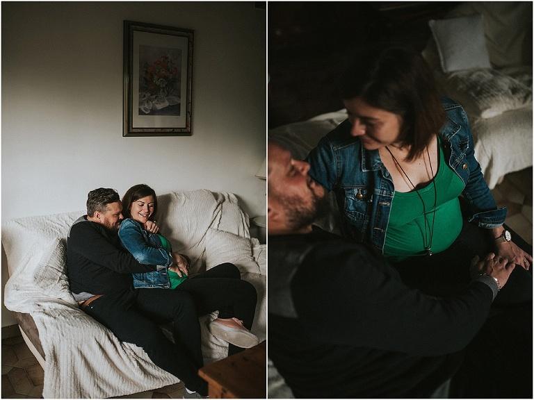 photos de grossesse à domicile grenoble