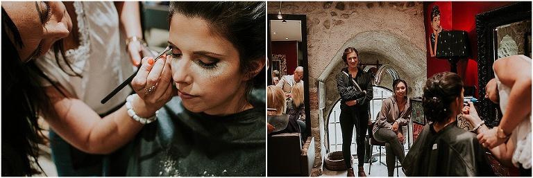 coiffure mariée salon sur cour annecy